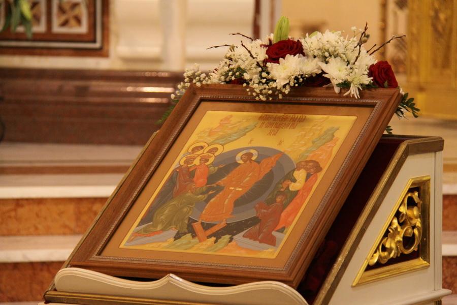Подарки в храме христа спасителя